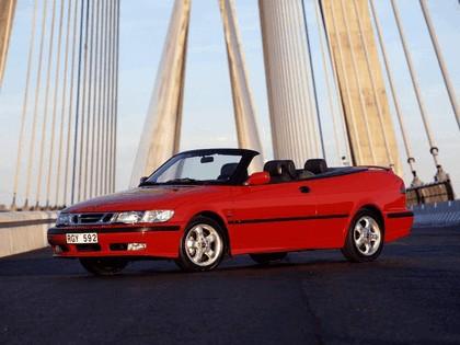1998 Saab 9-3 convertible 28