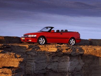 1998 Saab 9-3 convertible 29