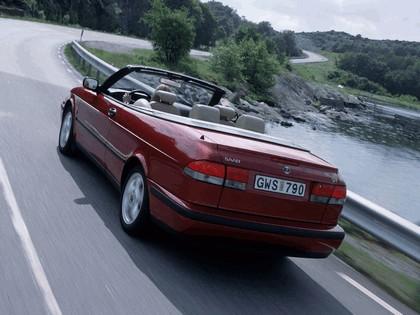1998 Saab 9-3 convertible 30