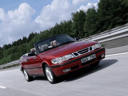 1998 Saab 9-3 convertible 31