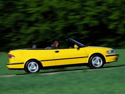 1998 Saab 9-3 convertible 39