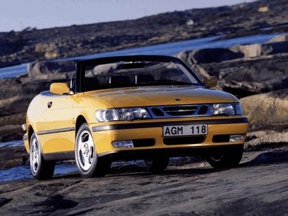 1998 Saab 9-3 convertible 40
