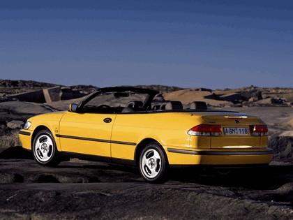 1998 Saab 9-3 convertible 43