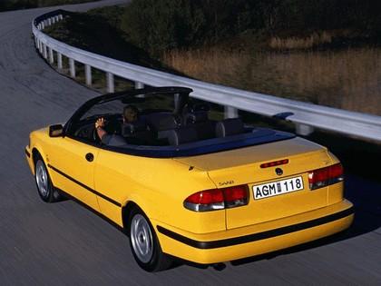 1998 Saab 9-3 convertible 44