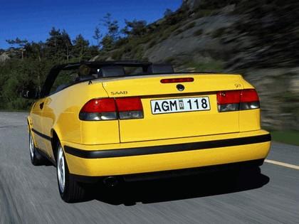 1998 Saab 9-3 convertible 46