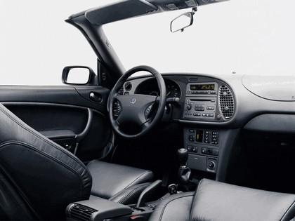 1998 Saab 9-3 convertible 47