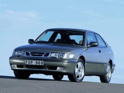 1998 Saab 9-3 coupé 1