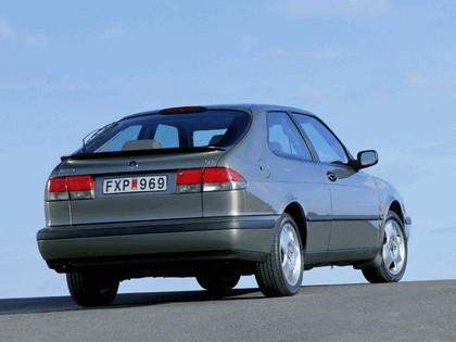 1998 Saab 9-3 coupé 3