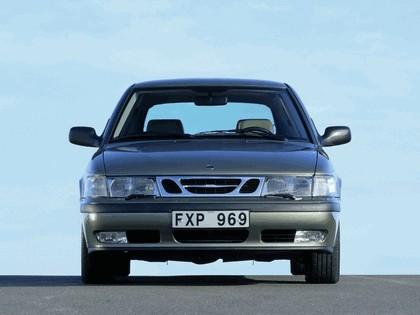 1998 Saab 9-3 coupé 4