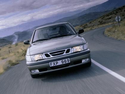 1998 Saab 9-3 coupé 7