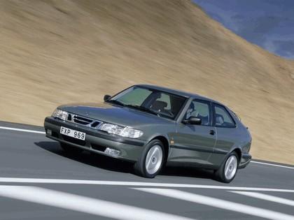 1998 Saab 9-3 coupé 14