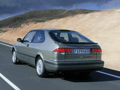 1998 Saab 9-3 coupé 15