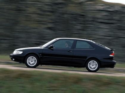 1998 Saab 9-3 coupé 20