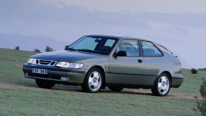 1998 Saab 9-3 coupé 8