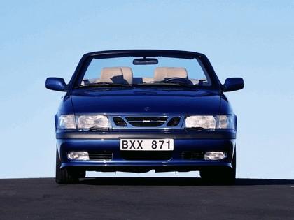 1999 Saab 9-3 convertible Aero 1