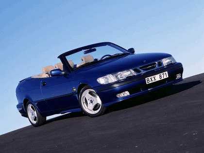 1999 Saab 9-3 convertible Aero 5
