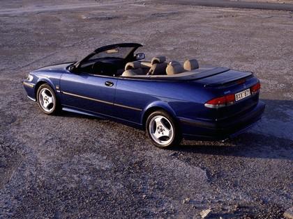 1999 Saab 9-3 convertible Aero 6