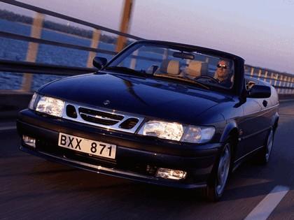 1999 Saab 9-3 convertible Aero 14