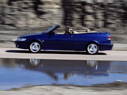 1999 Saab 9-3 convertible Aero 15
