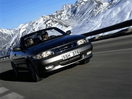 1999 Saab 9-3 convertible Aero 19