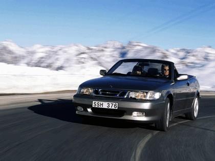 1999 Saab 9-3 convertible Aero 20