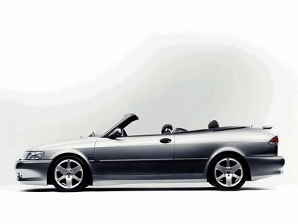 1999 Saab 9-3 convertible Aero 31