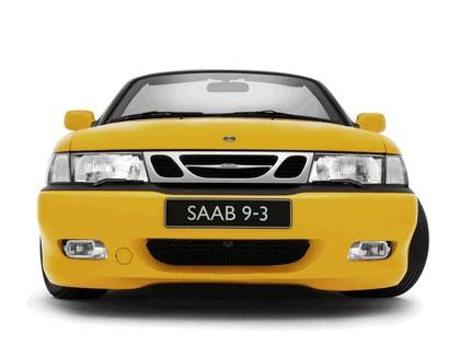 1999 Saab 9-3 convertible Aero 35