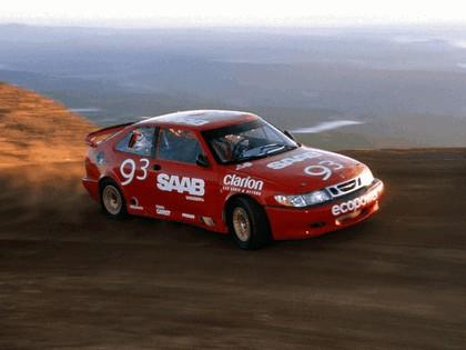 2002 Saab 9-3 Viggen Pikes Peak 1