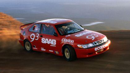 2002 Saab 9-3 Viggen Pikes Peak 5