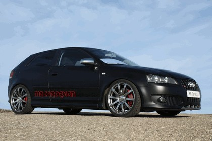 2009 Audi S3 Black Performance Edition by MR Cardesign 3