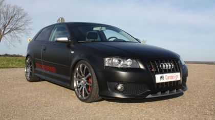 2009 Audi S3 Black Performance Edition by MR Cardesign 8