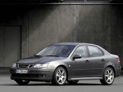 2002 Saab 9-3 sport sedan Aero by Hirsch 1