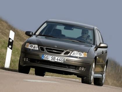 2002 Saab 9-3 sport sedan Aero by Hirsch 3