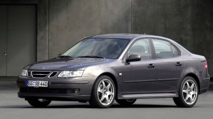 2002 Saab 9-3 sport sedan Aero by Hirsch 7