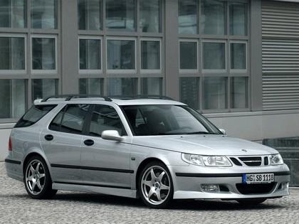 2002 Saab 9-5 station wagon Aero by Hirsch 3