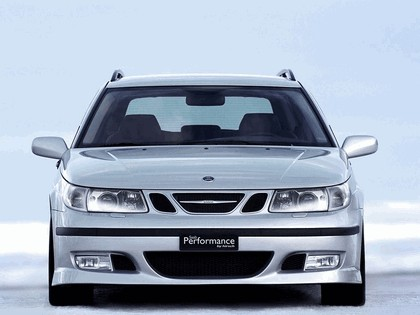 2002 Saab 9-5 station wagon Aero by Hirsch 4
