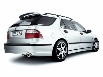 2002 Saab 9-5 station wagon Aero by Hirsch 5