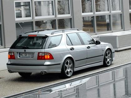 2002 Saab 9-5 station wagon Aero by Hirsch 6