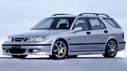 2002 Saab 9-5 station wagon Aero by Hirsch 8