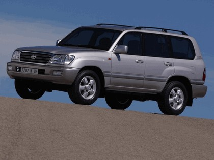 1998 Toyota Land Cruiser 100 2
