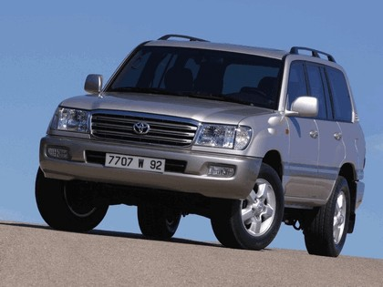 1998 Toyota Land Cruiser 100 3