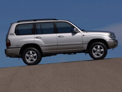 1998 Toyota Land Cruiser 100 5