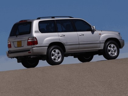 1998 Toyota Land Cruiser 100 6