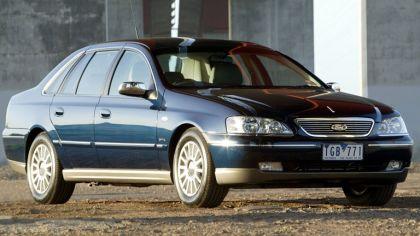 2003 Ford Fairlane Ghia - Brasilian version 3
