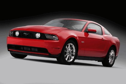 2011 Ford Mustang GT 2
