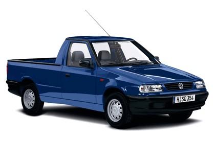 1996 Volkswagen Caddy Type 9U 1