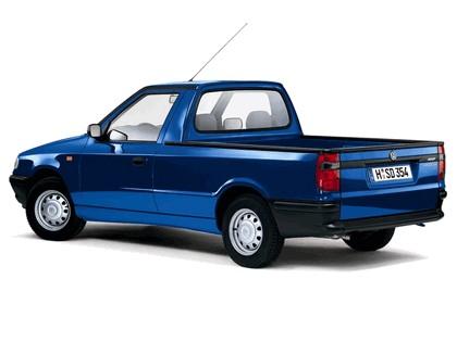 1996 Volkswagen Caddy Type 9U 2