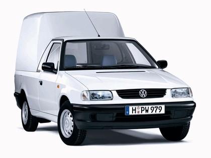 1996 Volkswagen Caddy Type 9U 4