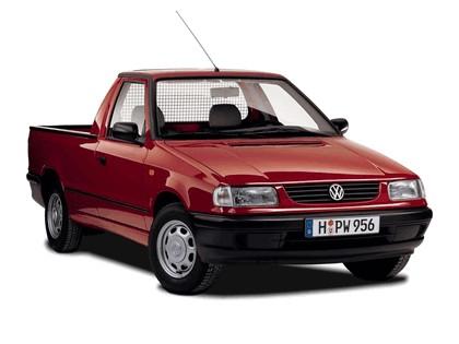 1996 Volkswagen Caddy Type 9U 5