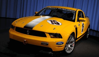 2010 Ford Mustang BOSS 302R 2